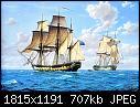 Tsa_14_The Surrender of the ' Renommee ' to the ' Alfred ', 13 July 1796_Derek G. M. Gardner_sqs-tsa_14_the-surrender-renommee-alfred-13-july-1796_derek-g.-m.-gardner_sqs.jpg