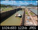 Hokule'a west bound in the Panama canal-2017-hokulea.jpg